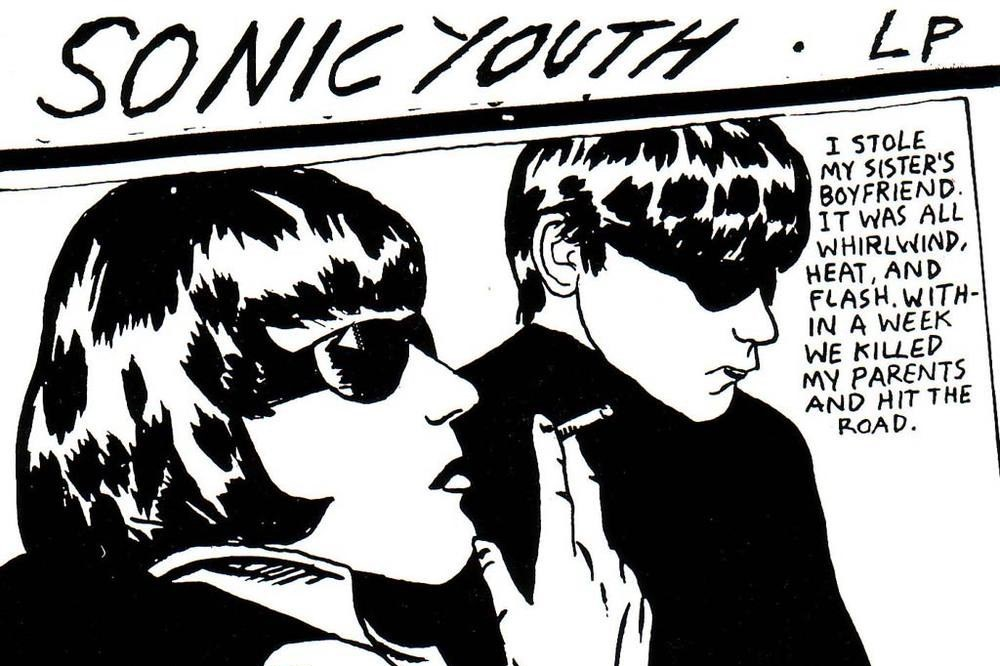 sonic youth dirty