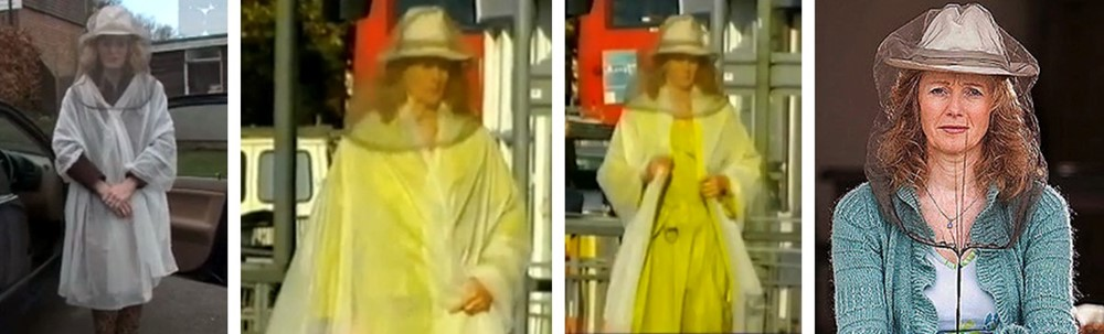 The chic and radiation proof Sarah Dacre