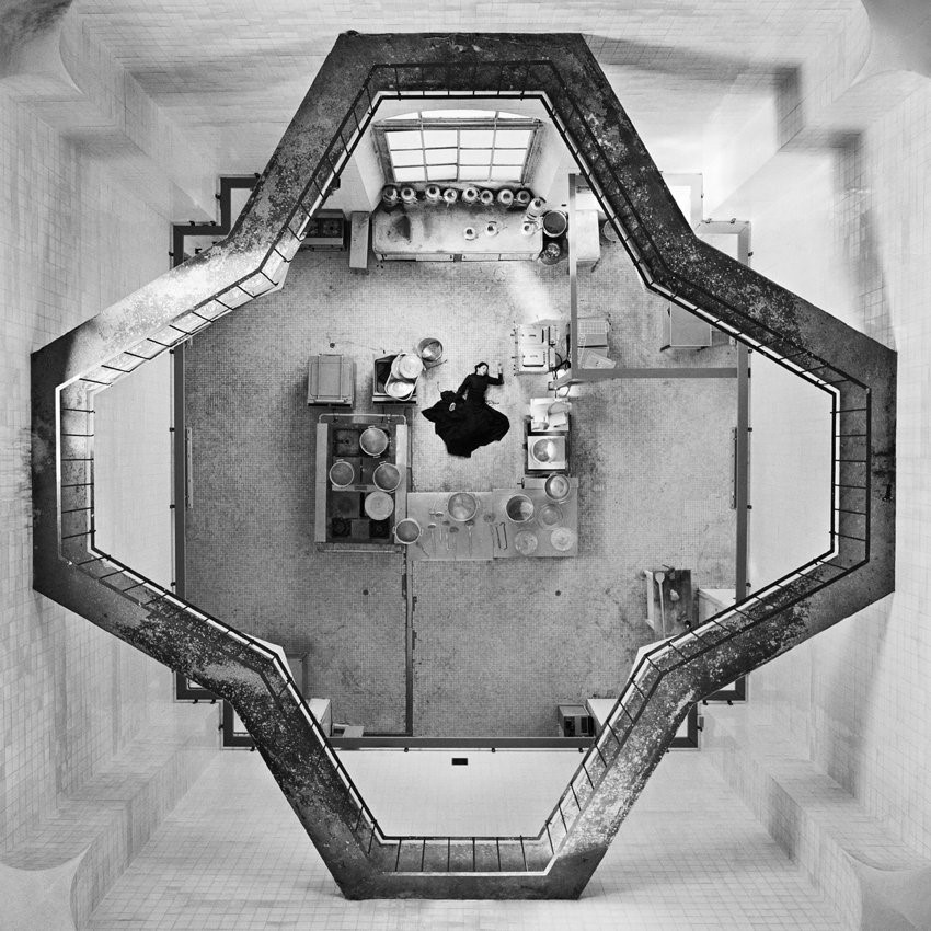 Marina Abramovic  'THE KITCHEN II'