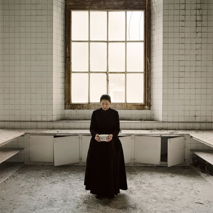 Marina Abramovic  'THE KITCHEN V'
