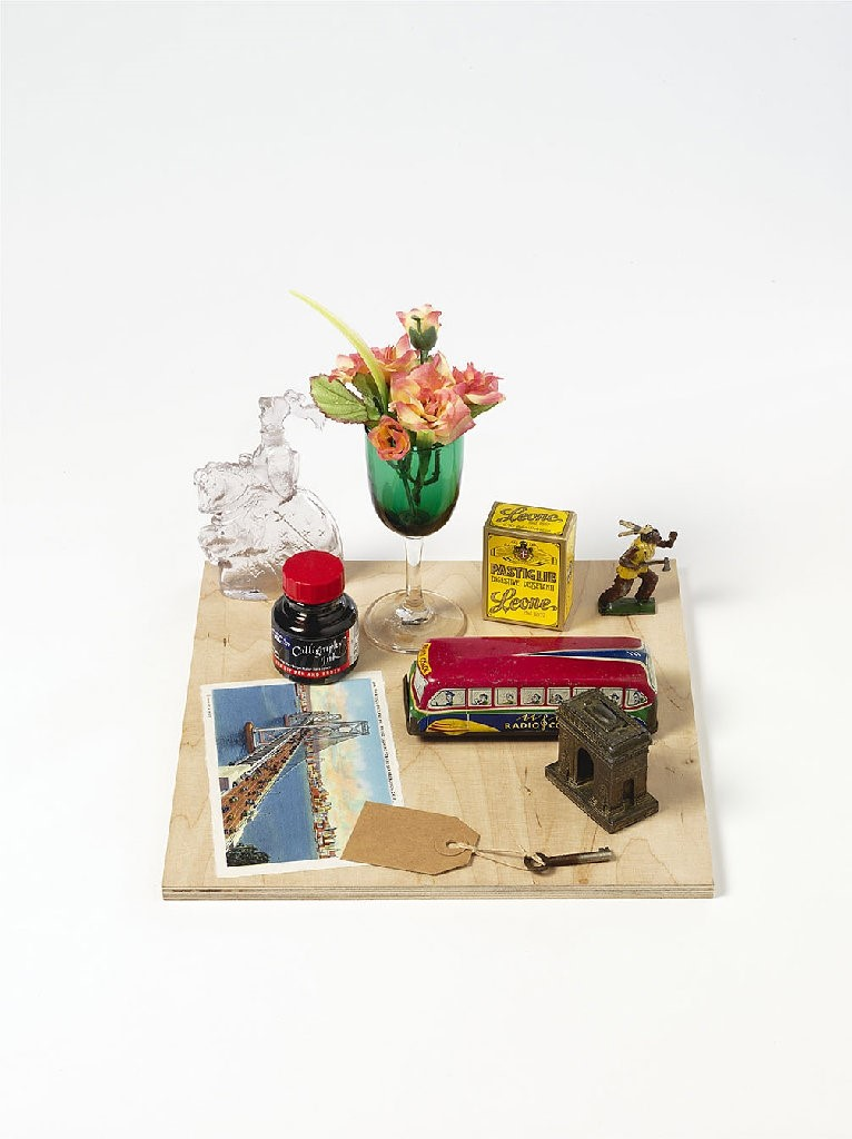 Homage to Saul Steinberg, Still Life, Peter Blake,