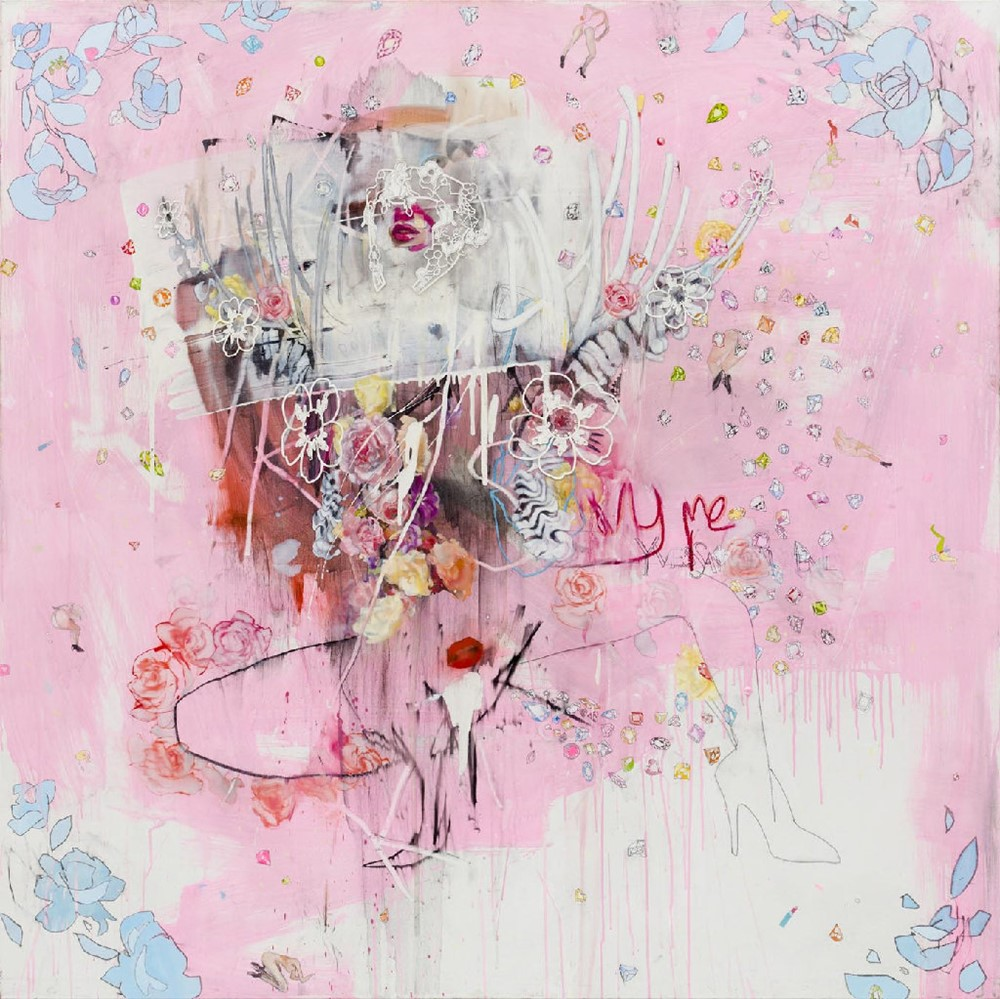 'I shit diamonds' © Antony Micallef and Lazarides