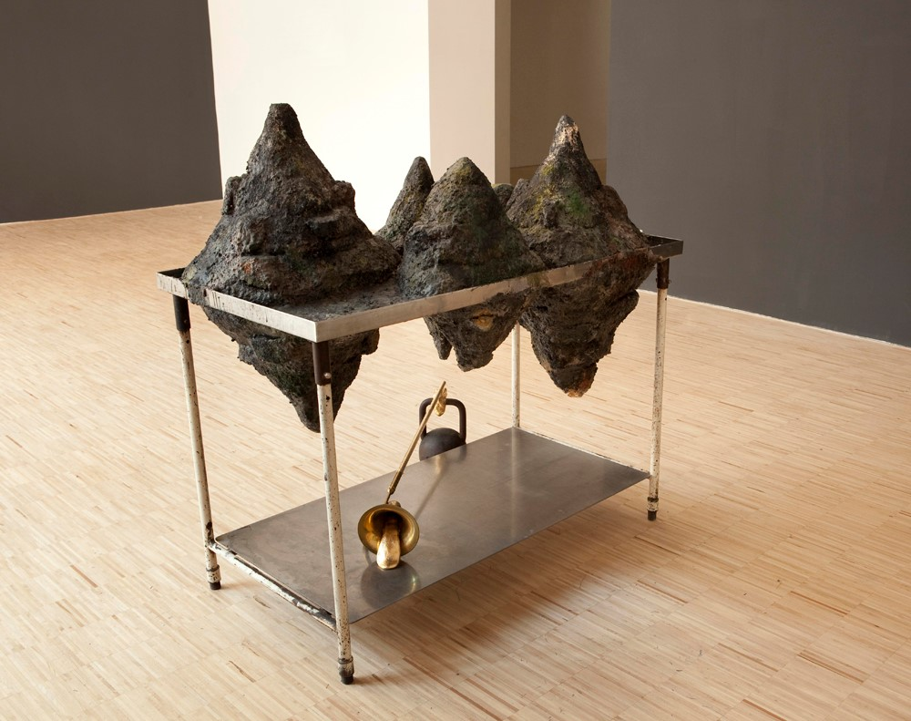 Run to The Hills, Steinle Contemporary, 2011 (Mixe