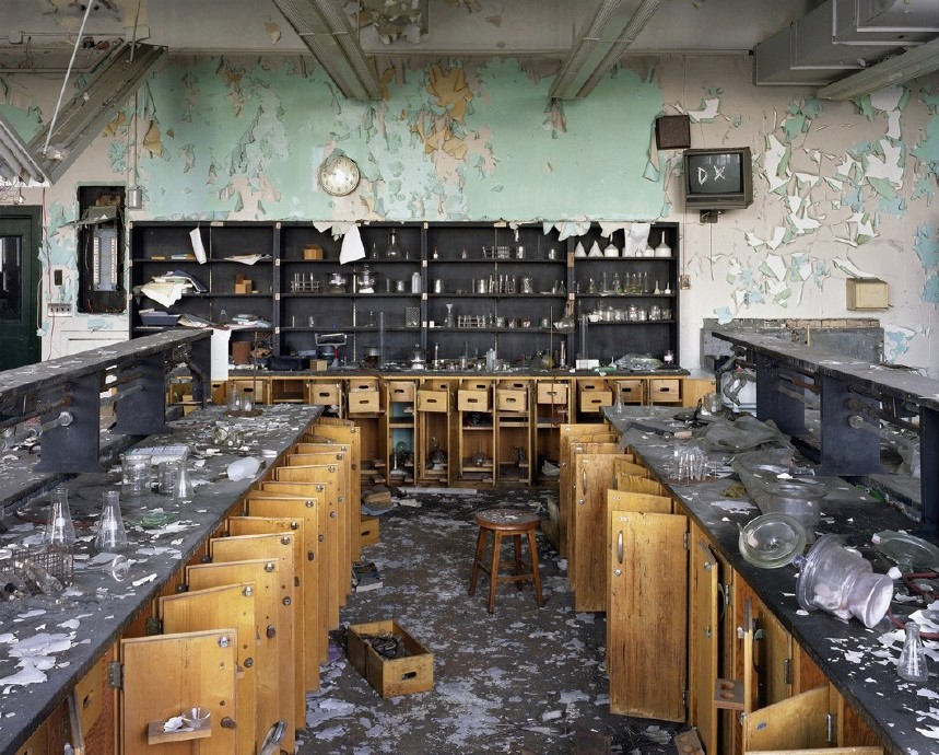 Laboratory, Cass Technical High School