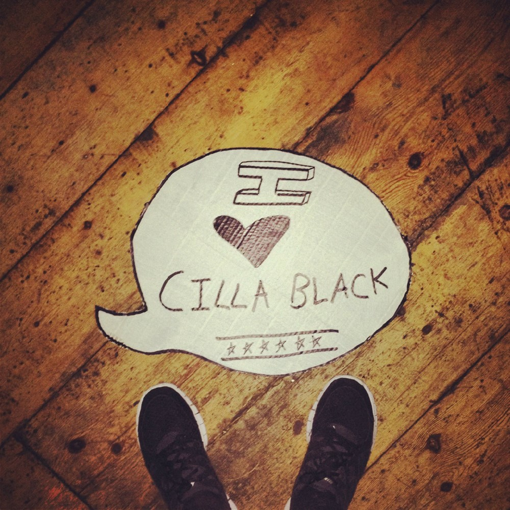I really DO love Cilla Black
