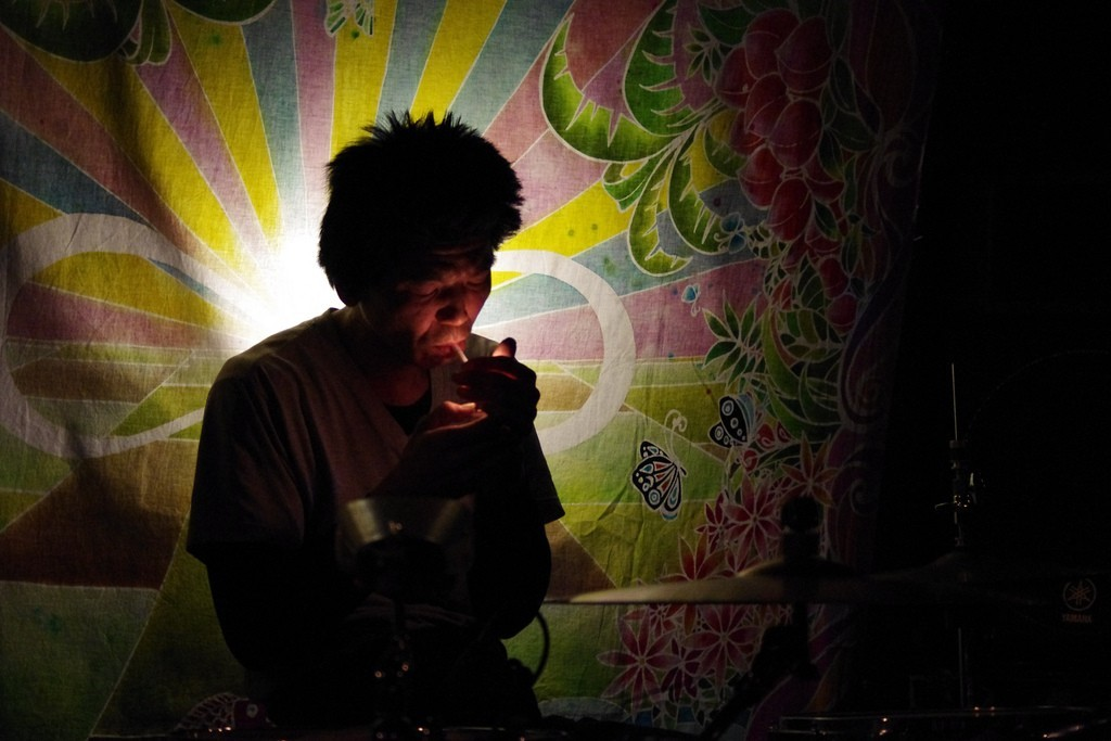 Inside Japan's wild psych raves
