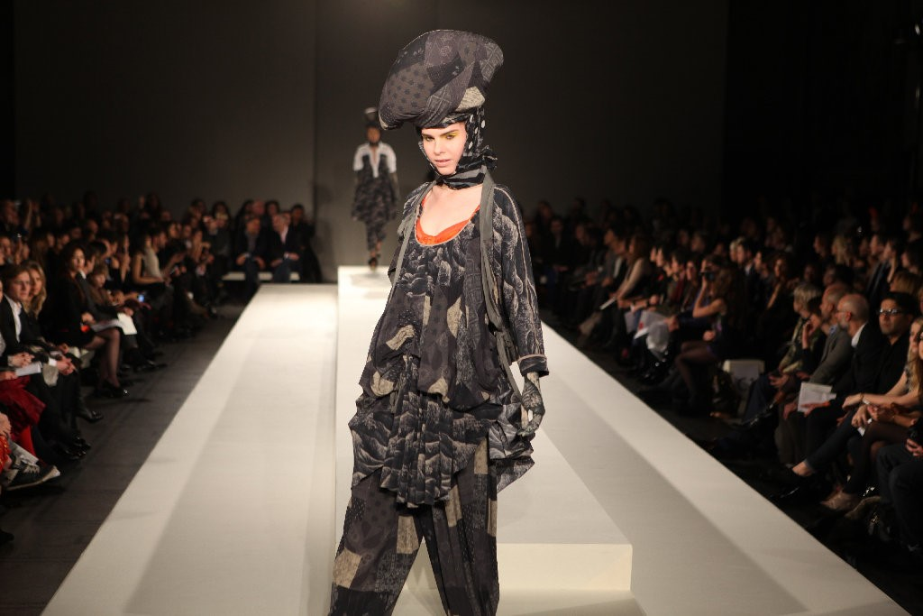 Fashion in Motion: KENZO © V&A Images