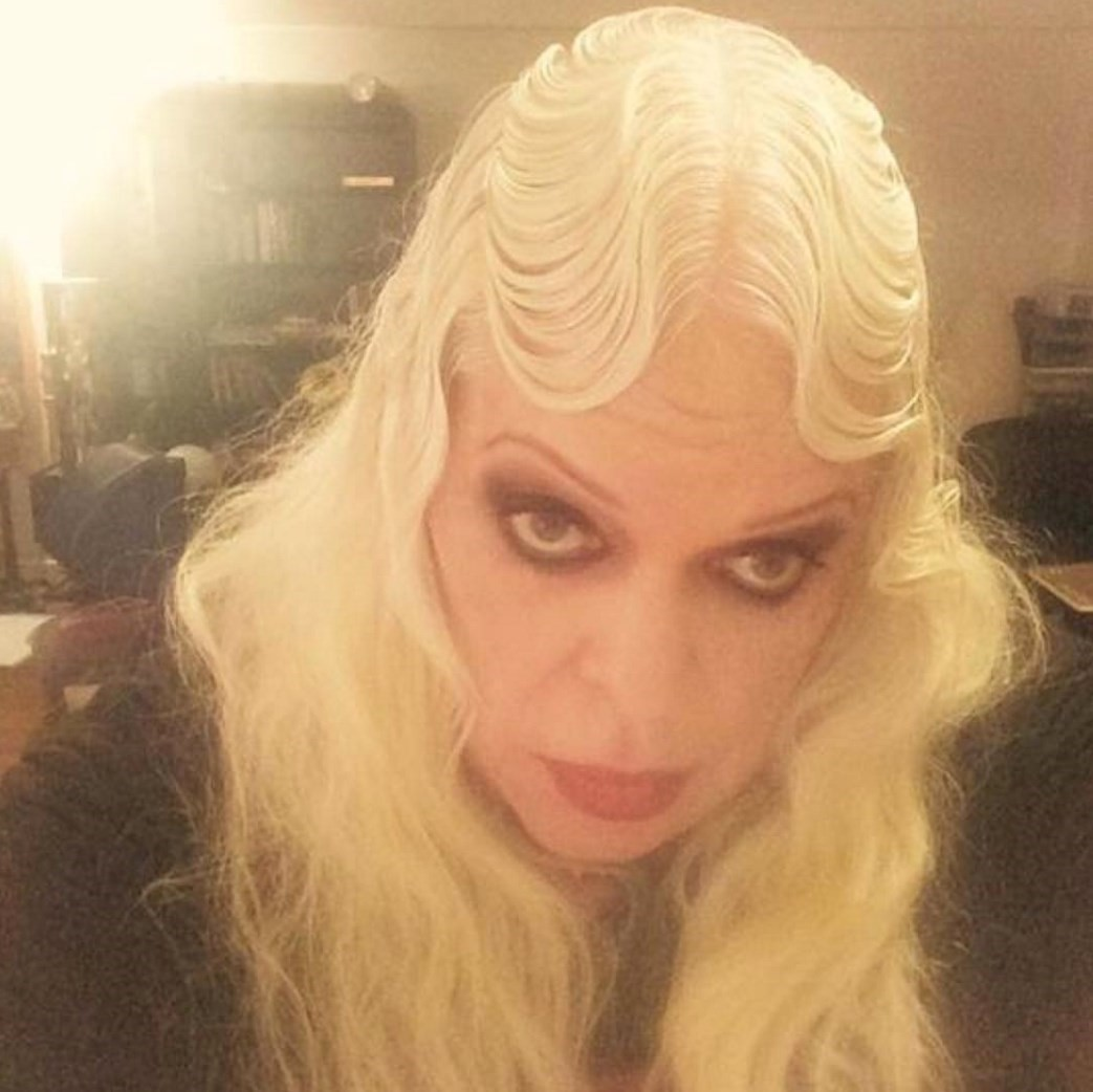 genesis p orridge will star in marc jacobs next campaign dazed