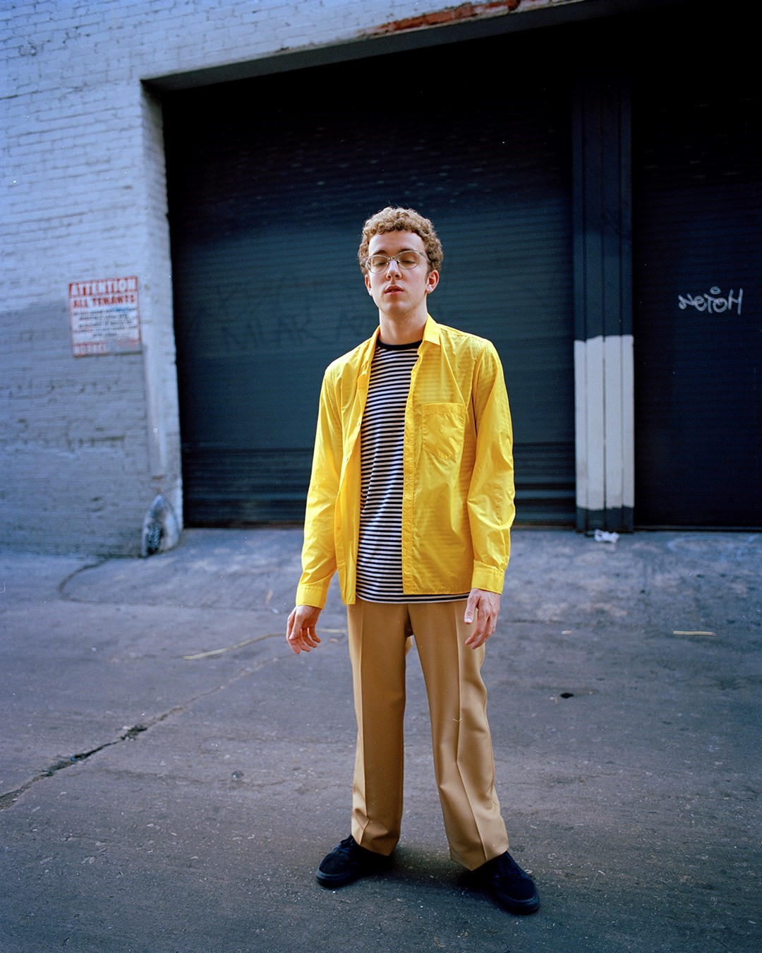 Zack Villere - autumn/winter 2017