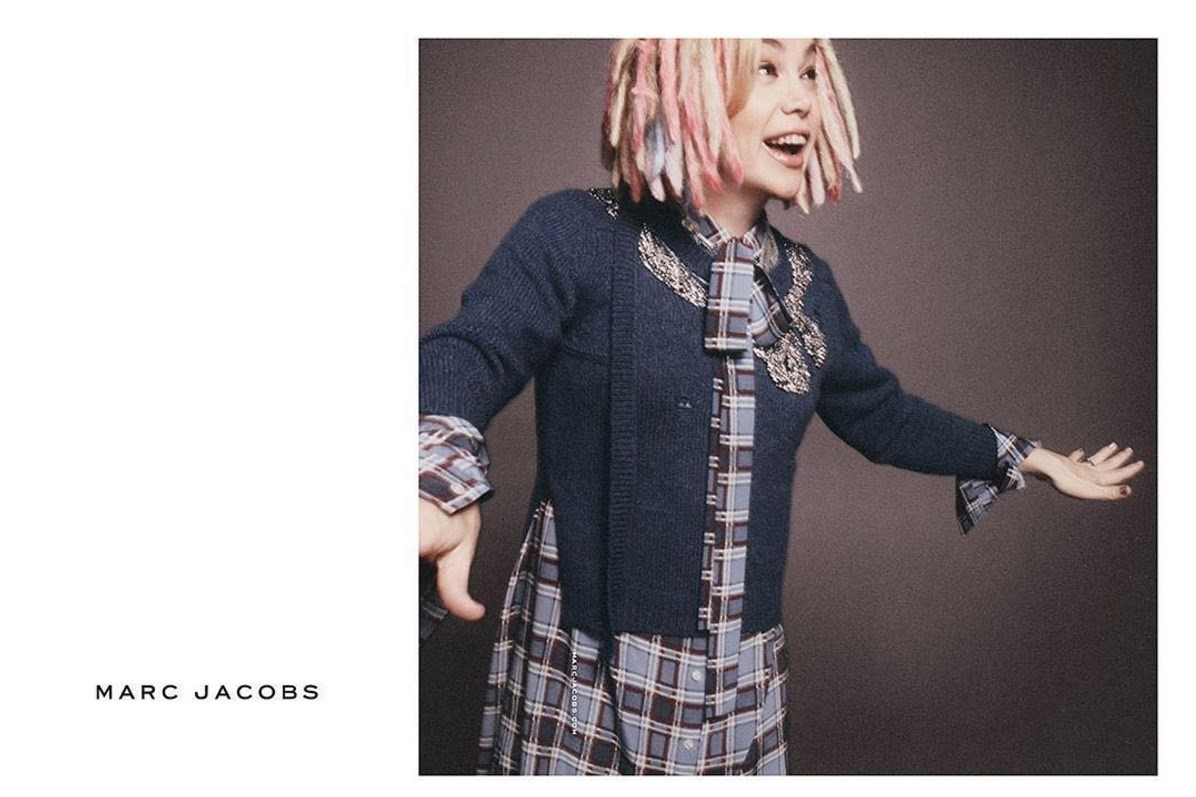 Trans director Lana Wachowski fronts Marc Jacobs campaign ...