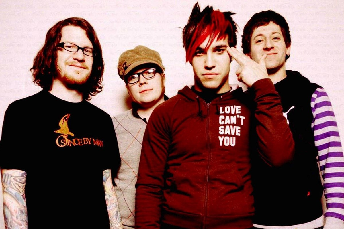 How fall out boy turned emo on its heavy fringed head dazed sciox Choice Image