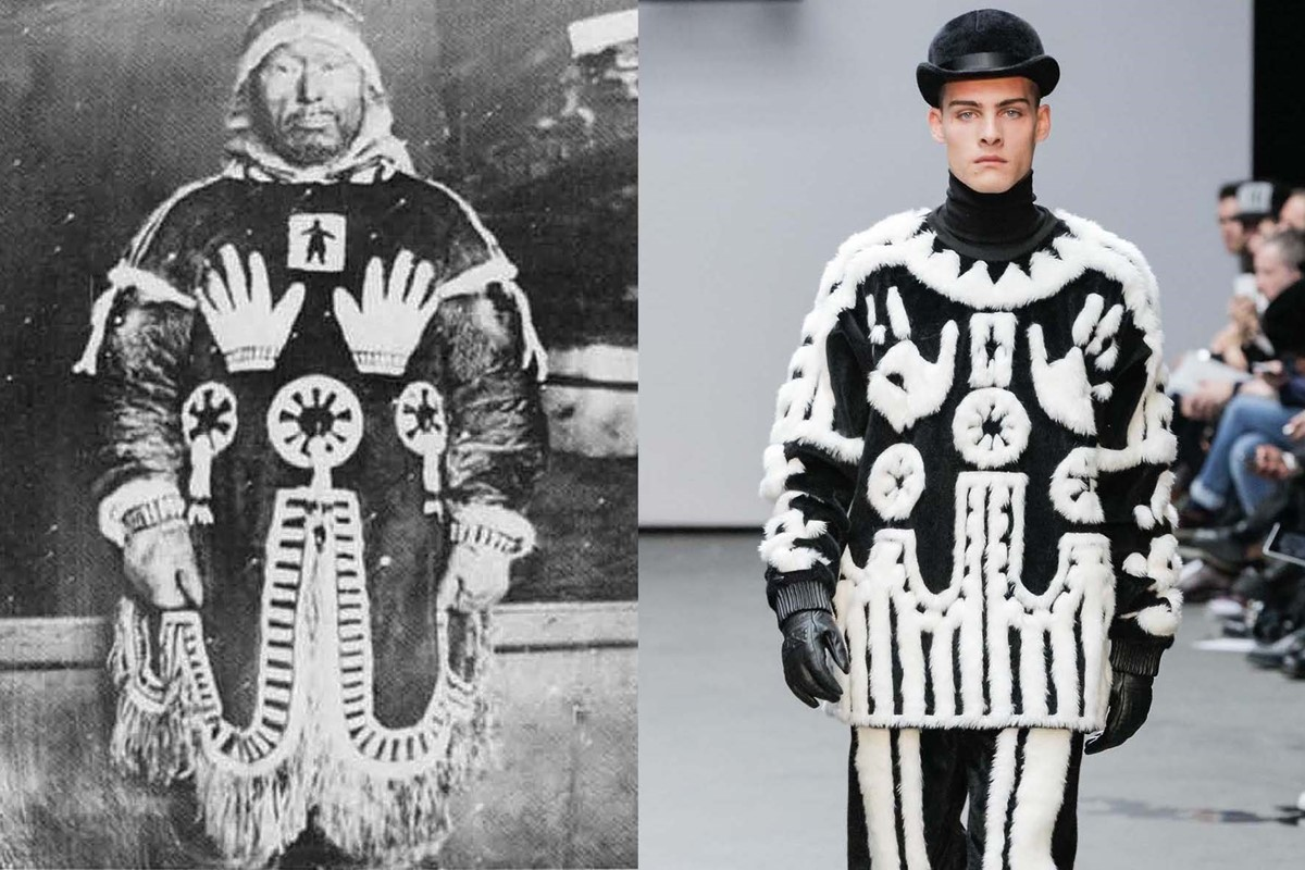 Fashion Picture: KTZ Responds To Outcry Over Inuit Design Rip-off