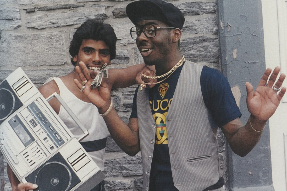 Born in the Bronx: A Visual Record of the Early Days of Early hip hop fashion