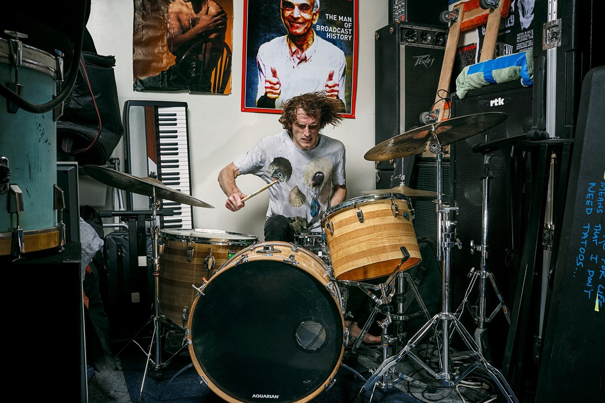 What Does The World Sound Like To Its Greatest Drummers