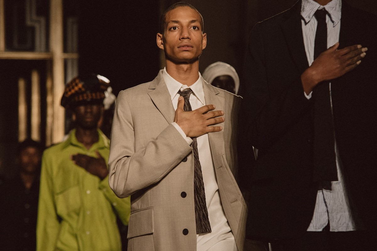What Was The Music For Osman Fashion Show
