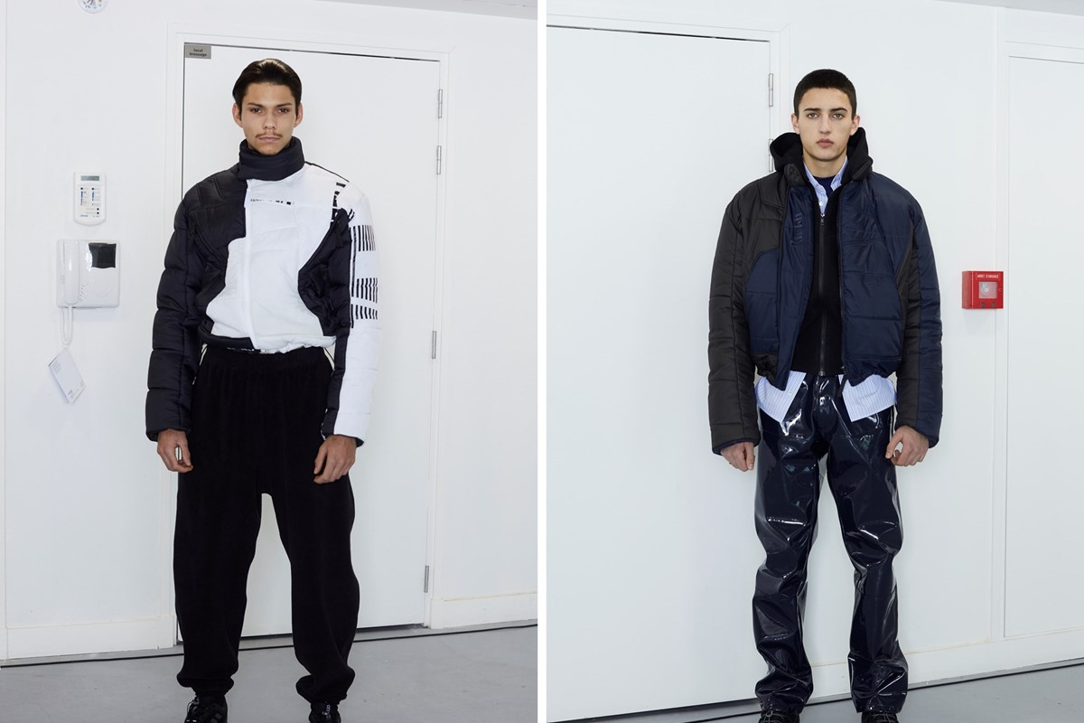 The Brand Injecting Paris Fashion With Berlin Techno Dazed