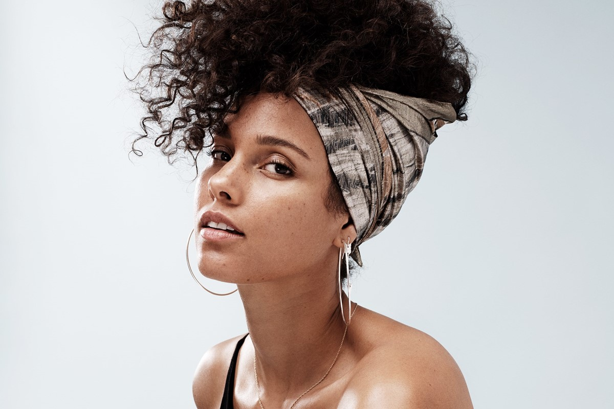 Alicia Keys On Her Musical Emancipation Dazed