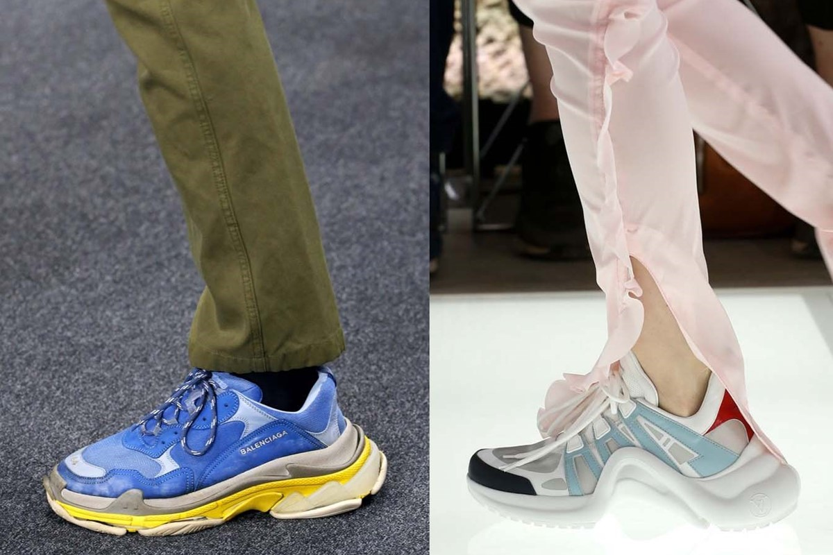 The best ugly sneakers of 2018 – ranked | Dazed