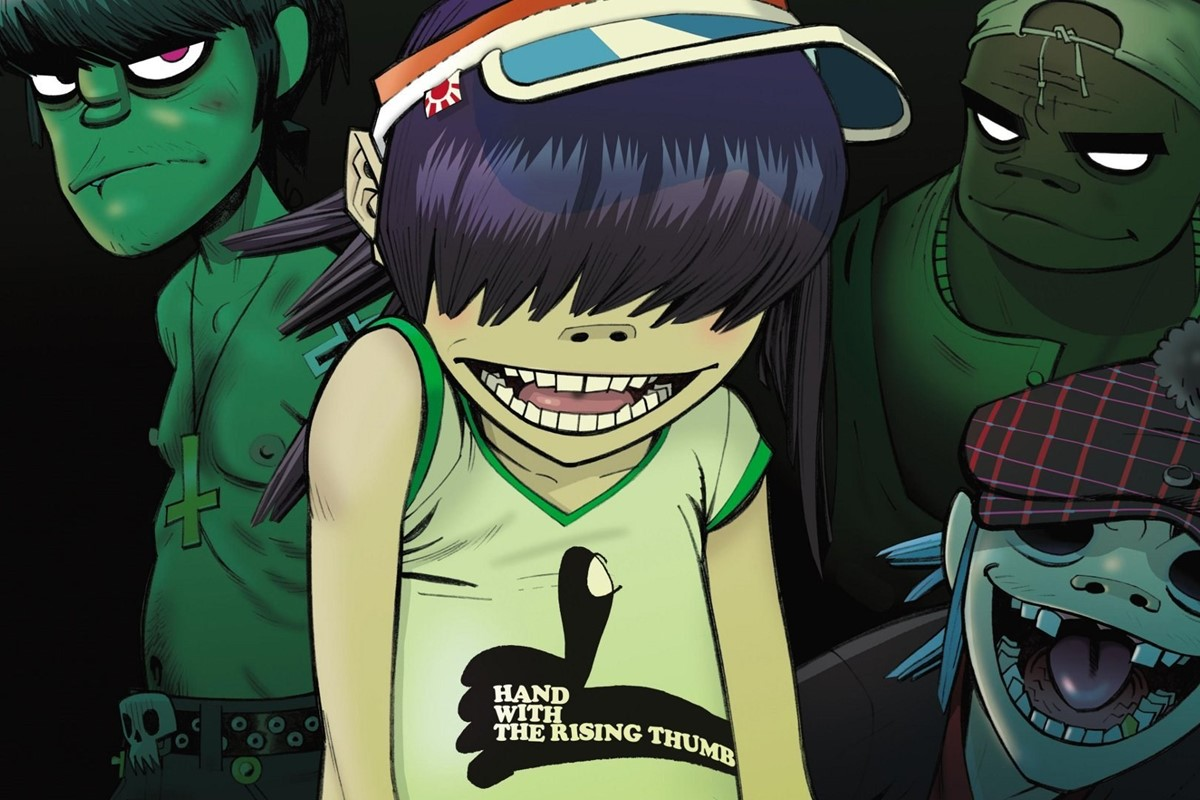 Murdoc and noodle dating after divorce 8