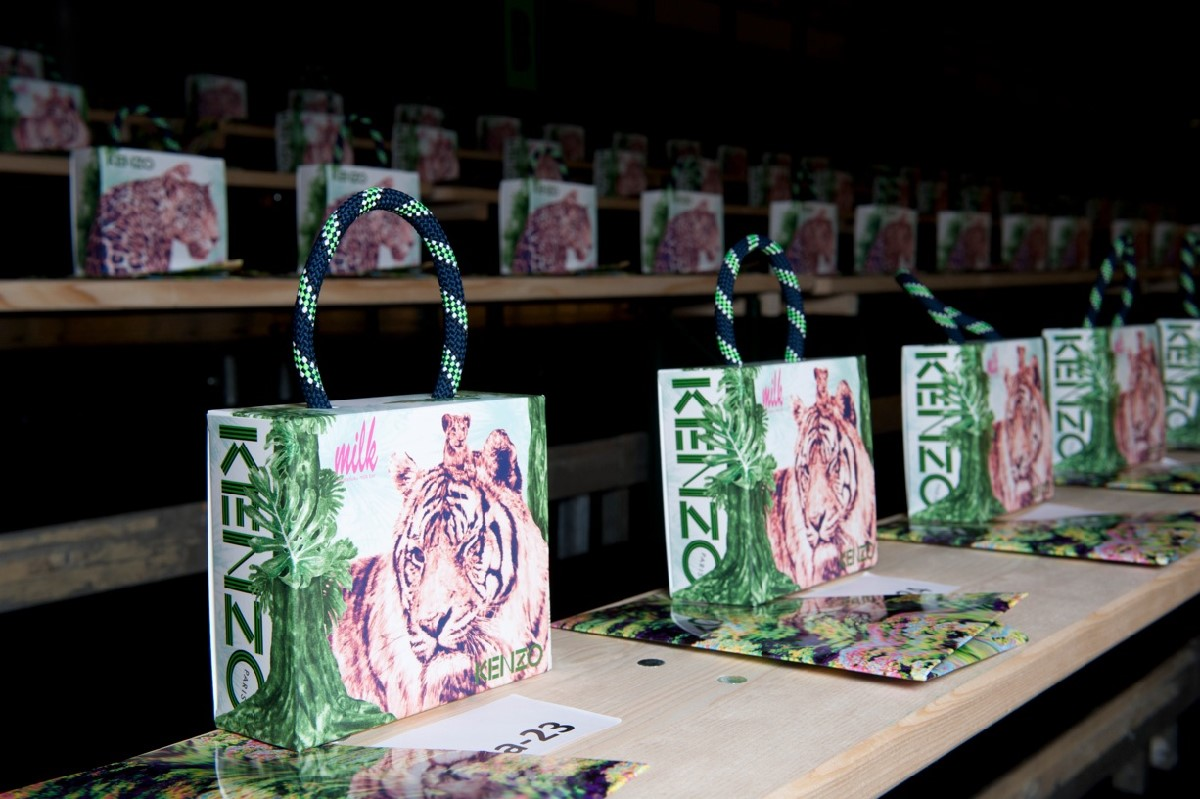 Kenzo's Momofuko cookies - all the way from NYC.