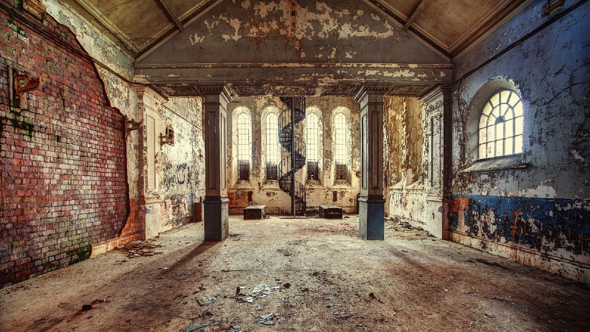 Engine House - Gina Soden