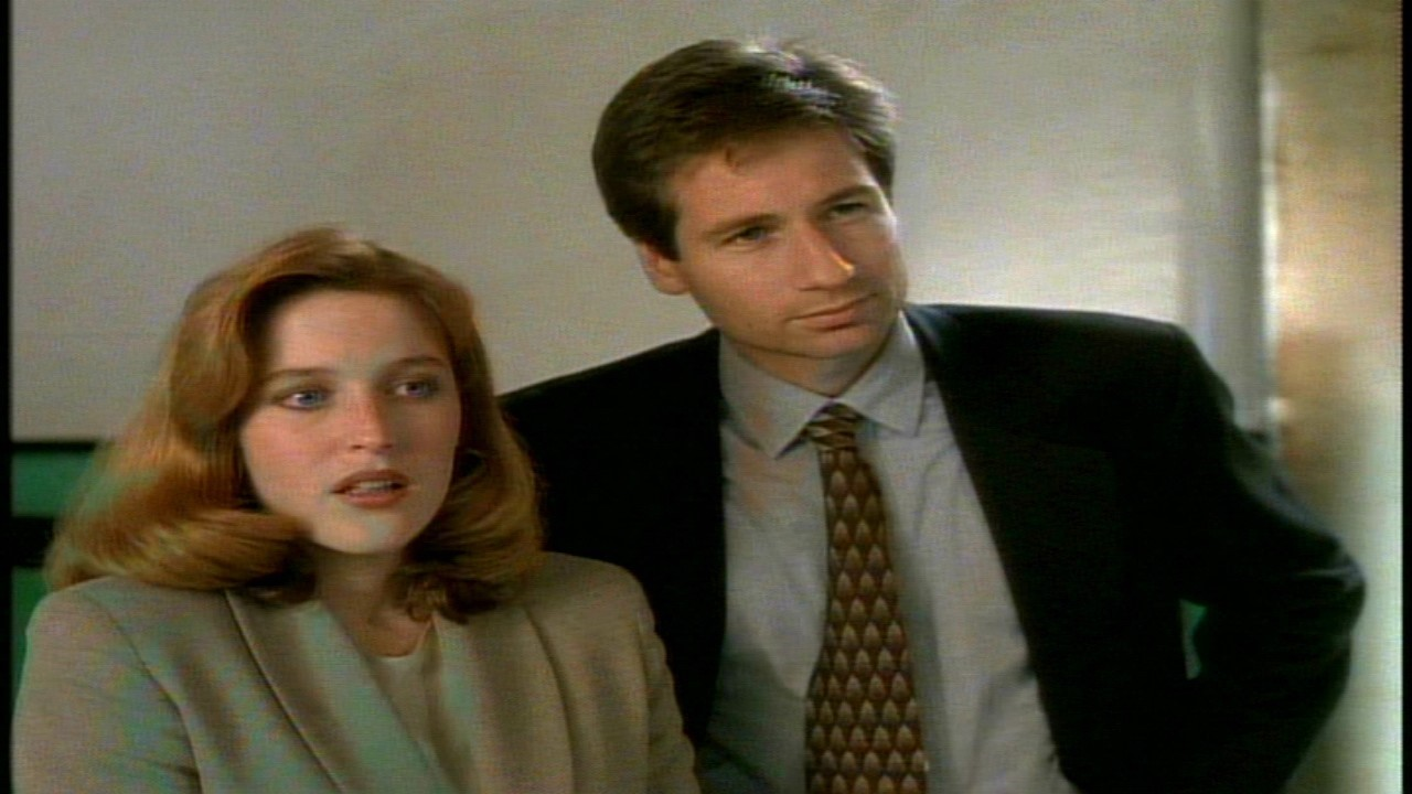 #Dazed93: The X-Files