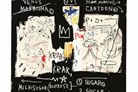 5. Jean-Michel Basquiat, A Panel of Experts, 1982,