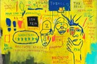 2. Jean-Michel Basquiat, Hollywood Africans, 1983,