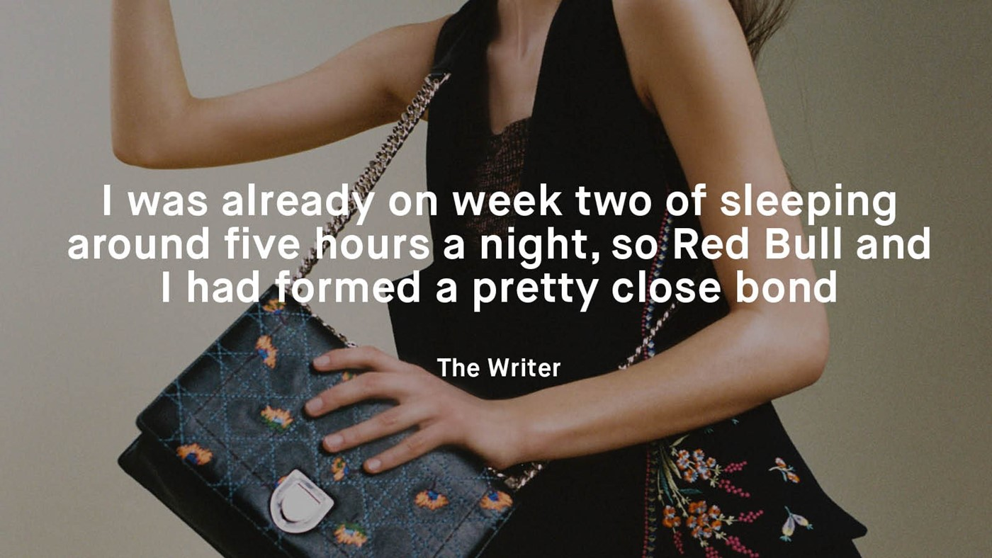 Jawbone Writer Quote