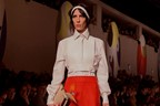 Fendi AW15, Womenswear, Dazed, White Collared Shirt Buttons