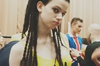 Moschino SS15 Mens collections, Dazed backstage