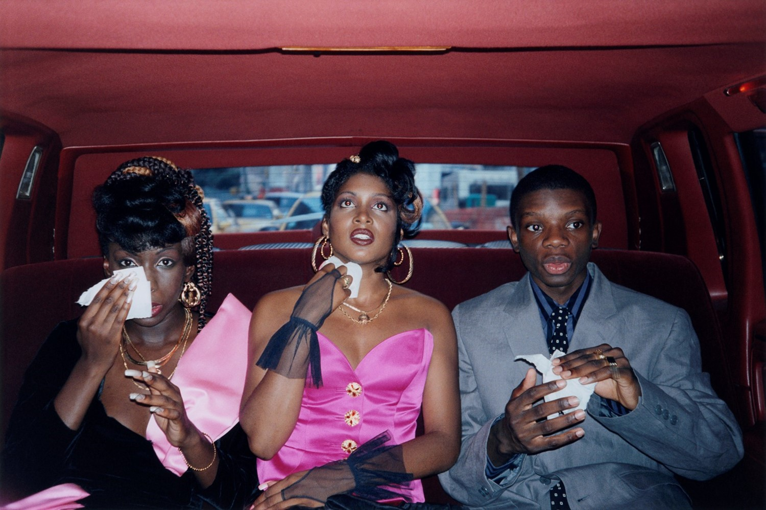 Prom for Visionaire, New York, 1996