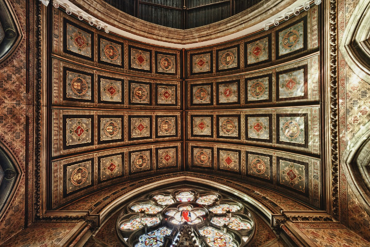 Chapel Roof - Gina Soden