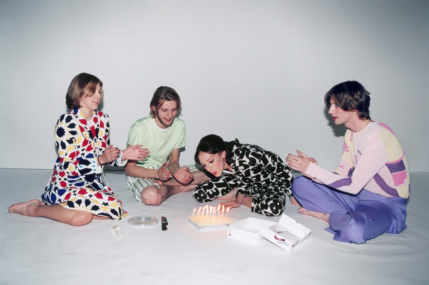 Birthday for Dazed & Confused, New York, 2001
