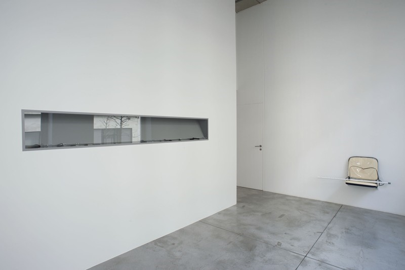 Magali Reus, Out of Empty (install shot), 2013