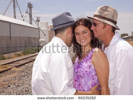 stock-photo-woman-with-two-men-representing-a-roma
