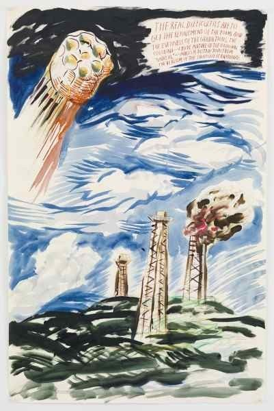 Pettibon_No-Title-The-real-difficulties...-401x600