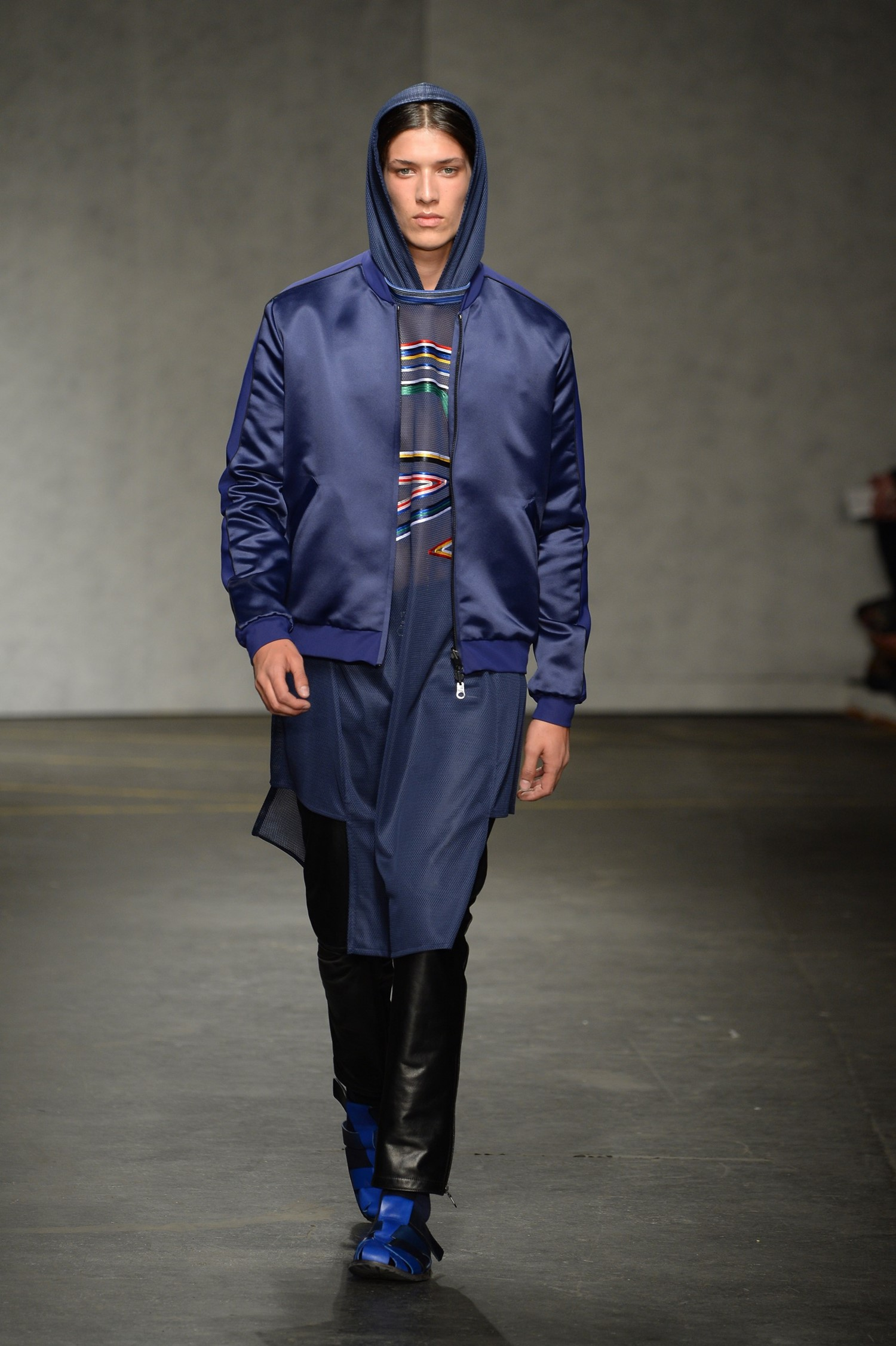 James Long SS15 Mens collections, Dazed