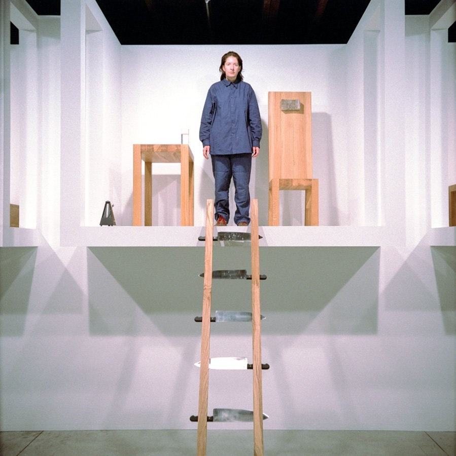 Marina Abramovic 'The House with the Ocean View';