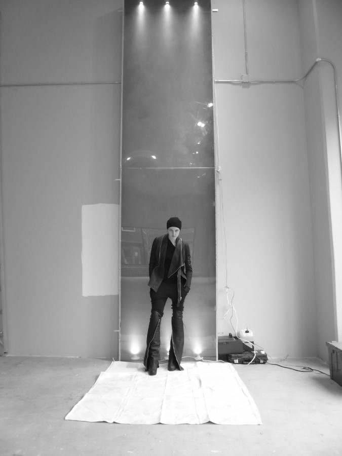 Rick Owens New York store