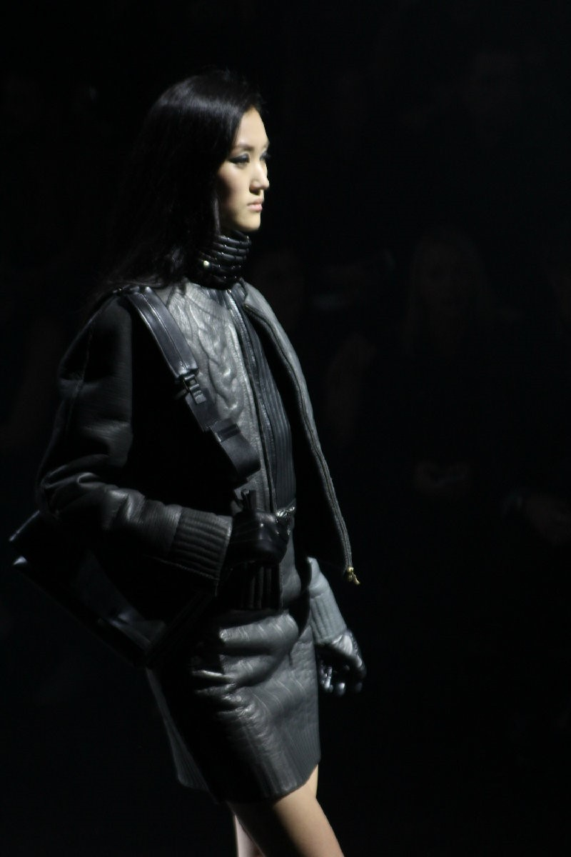 Lanvin Womenswear A/W12. Photography by Susie Bubb