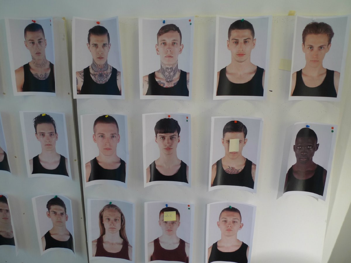 Casting photography Angus Munro