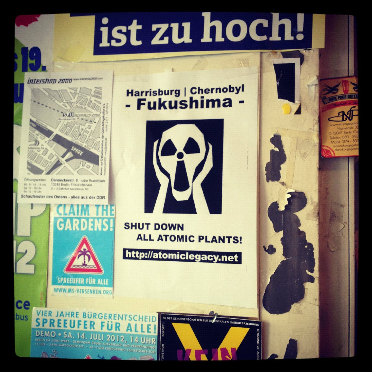 At some copy place in Kreuzberg Berlin. It's good