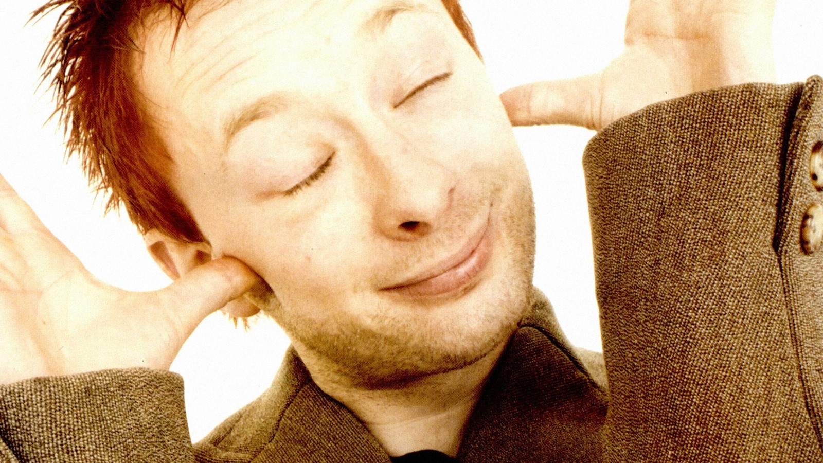 Thom Yorke: You do it to yourself