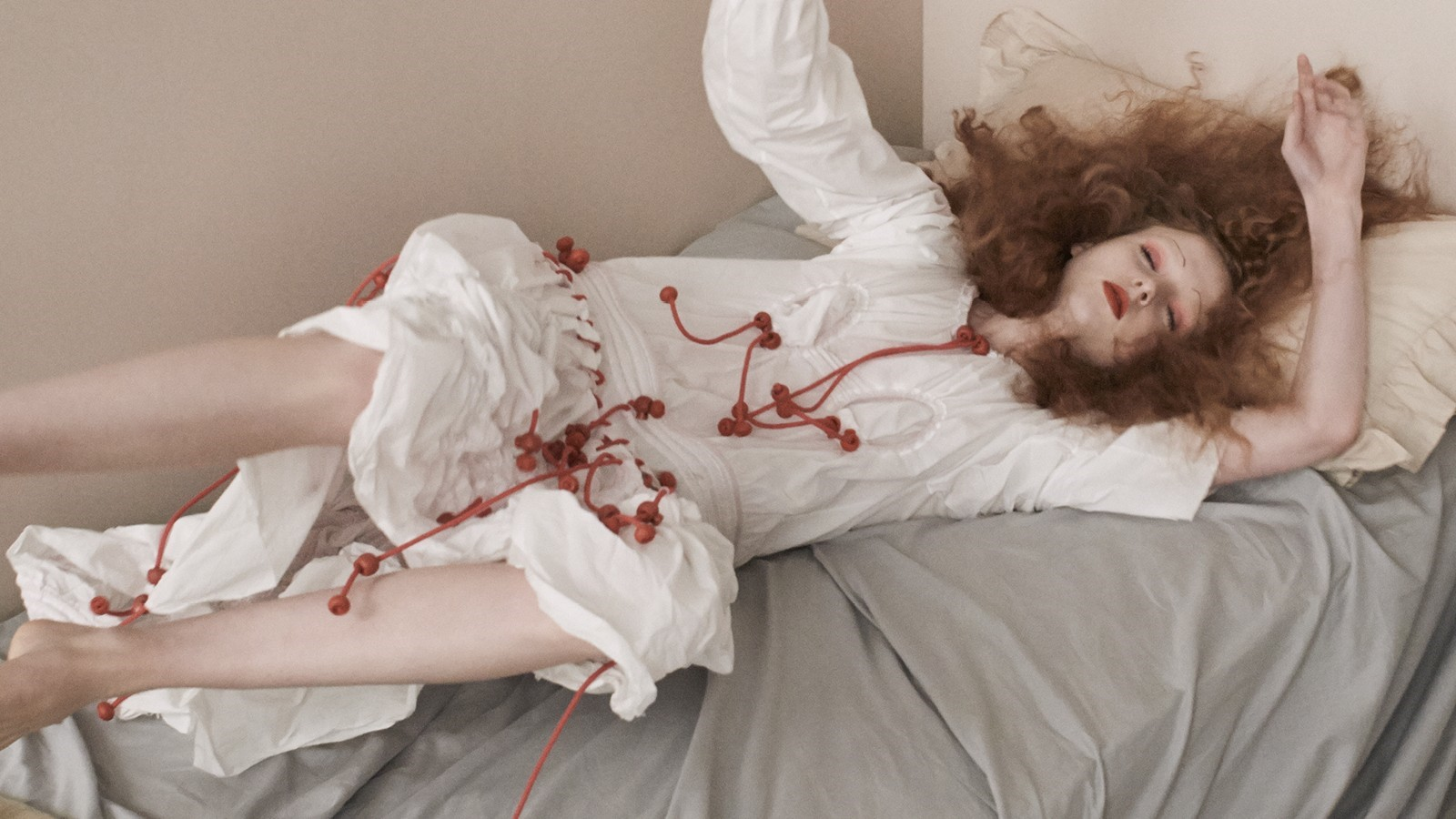 Nostalgia ultra Dazed Spring 2015 issue, Madison Stubbington