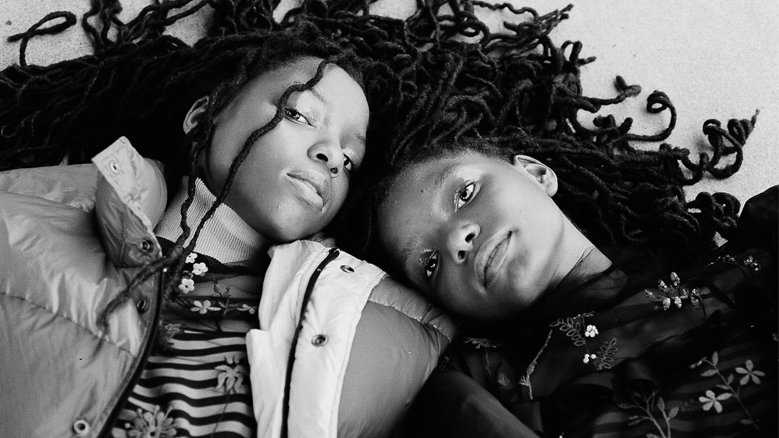 chloe x halle dazed. Black Bedroom Furniture Sets. Home Design Ideas