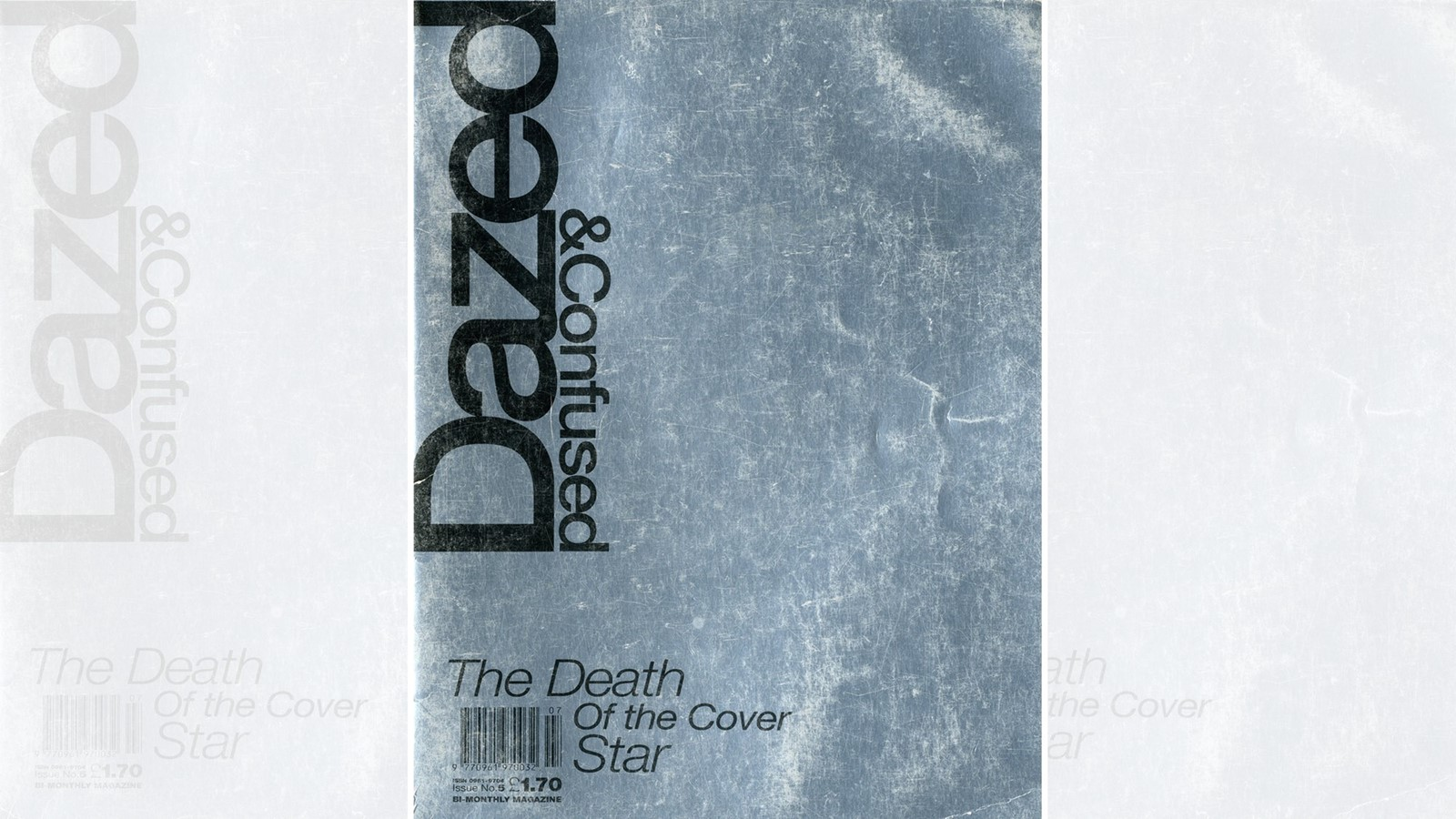 1993, Death Of The Cover Star
