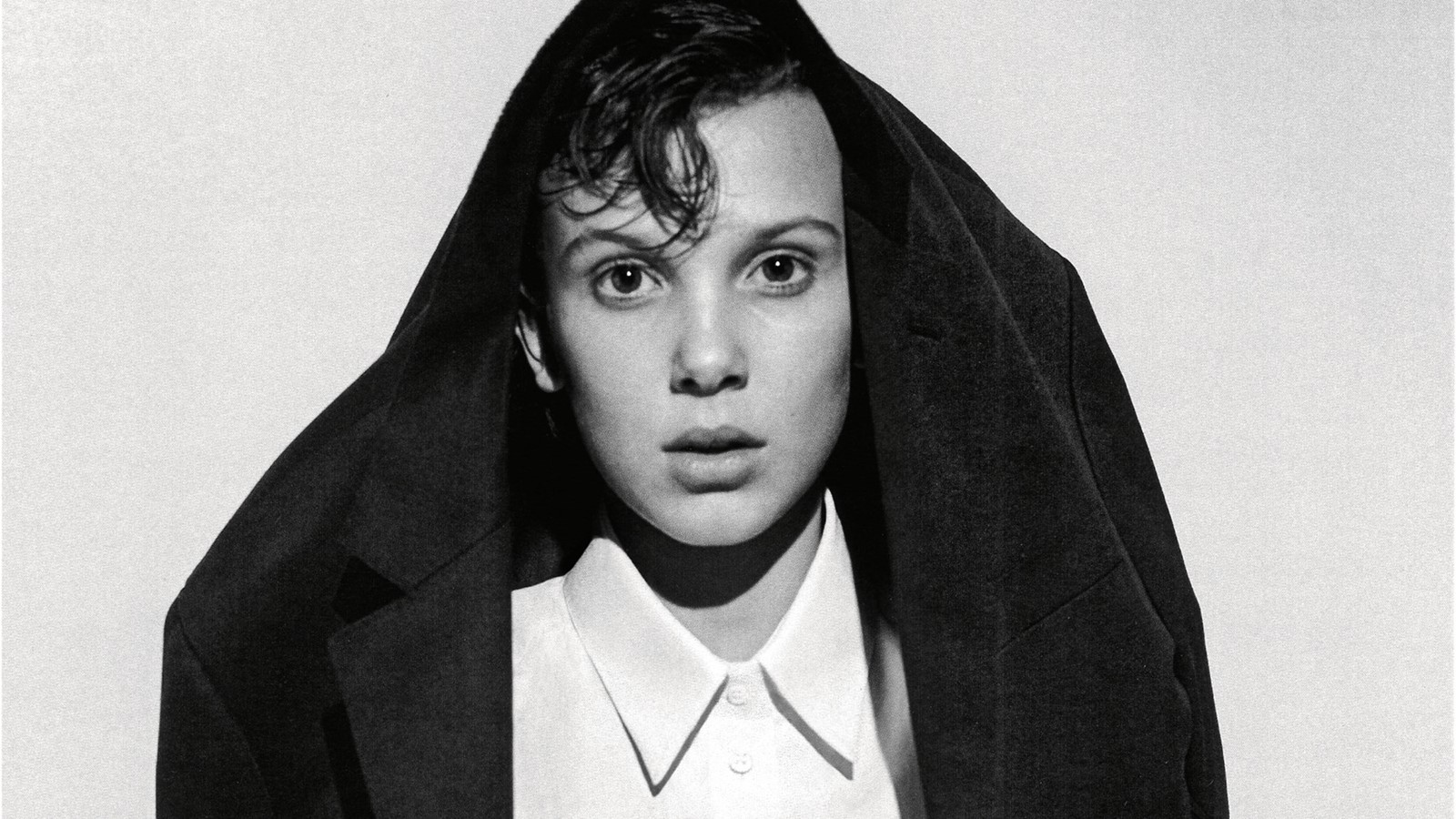 Millie Bobby Brown Collier Schorr Robbie Spencer Dazed 2016