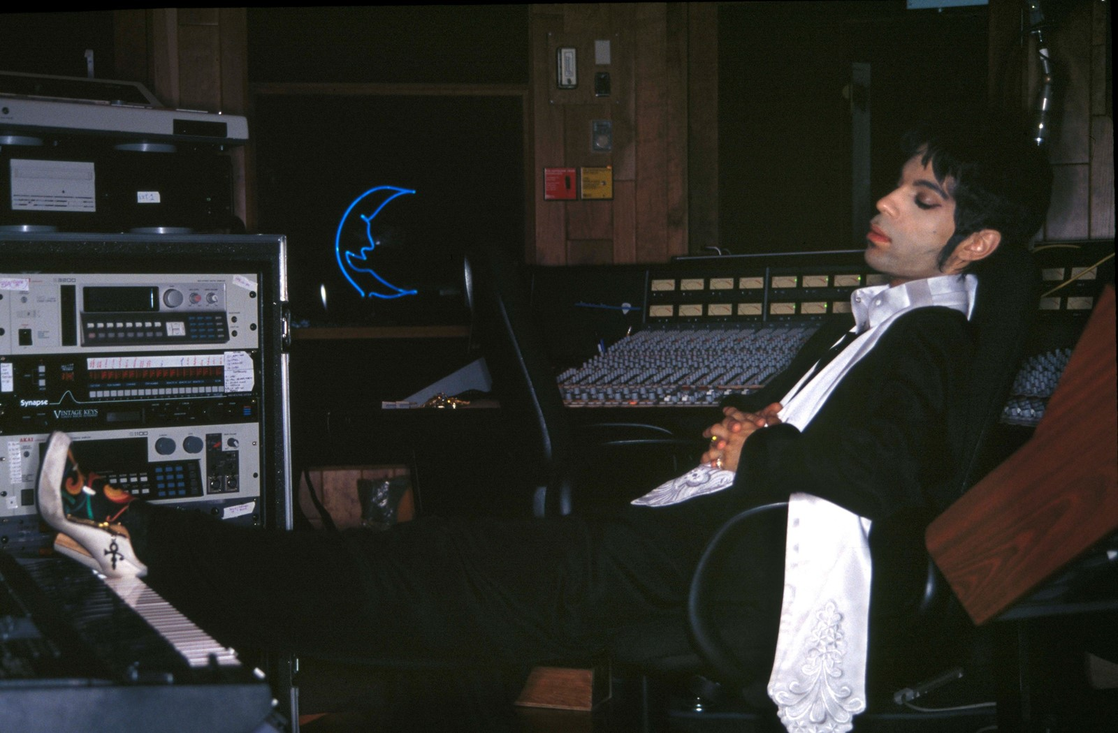 Prince at Paisely
