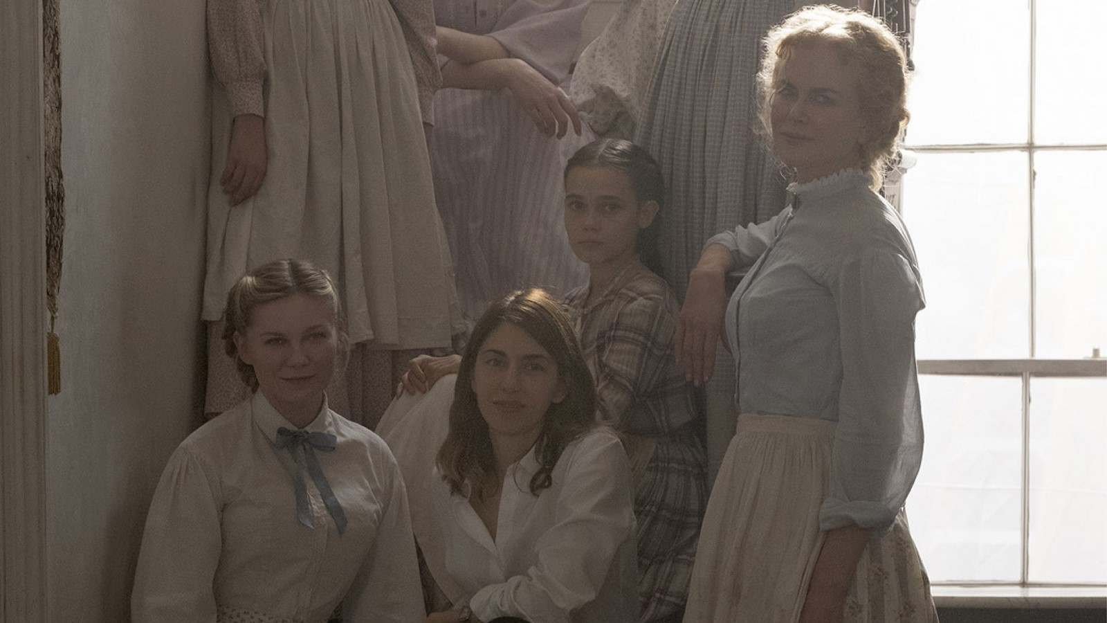 The Beguiled - cast